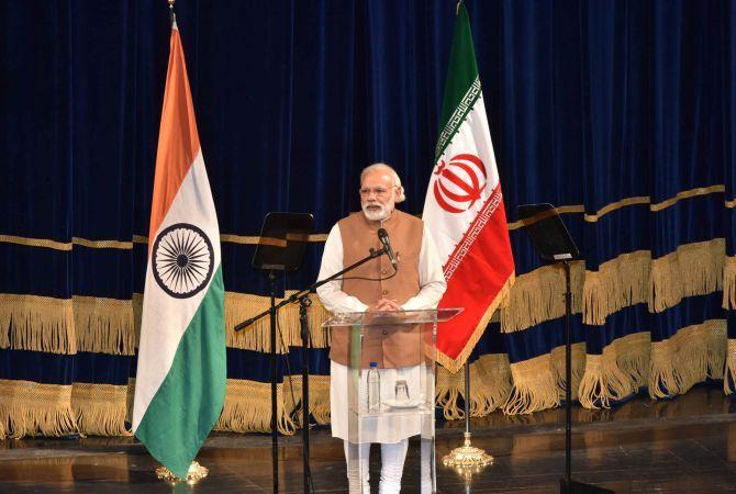 Prime Minister Narendra Modi. Photograph: PIB