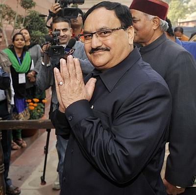 Nadda, Jairam Thakur favourites for HP CM post, Rupani for Gujarat
