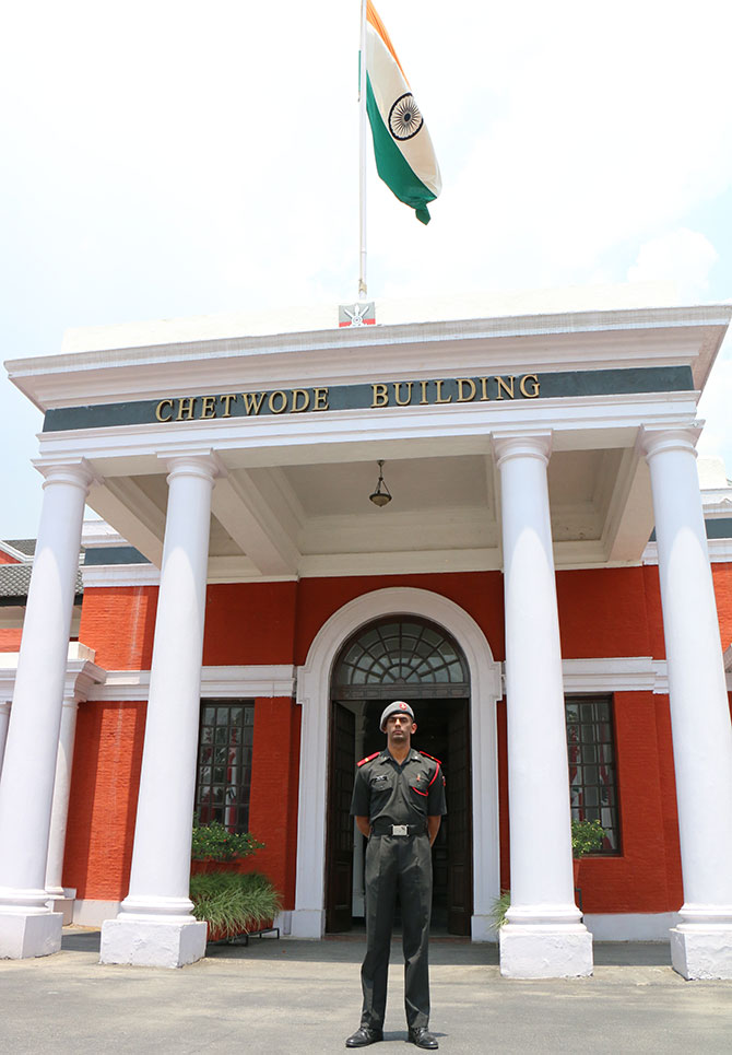 The Indian Military Academy and its Gentlemen Cadets