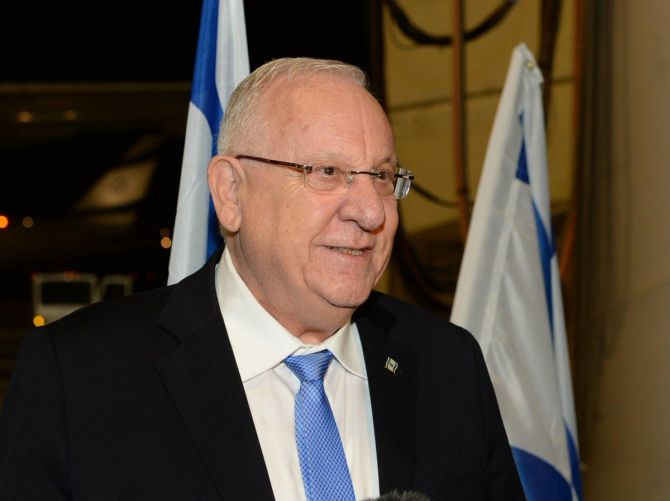 Support India on terror, ours not a friendship to hide: Israel Prez