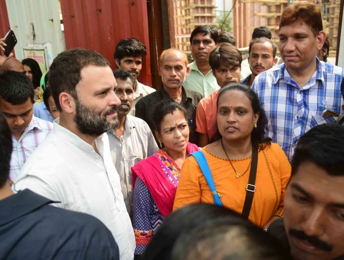 PM not taking action against his 'industrialist friends': Rahul