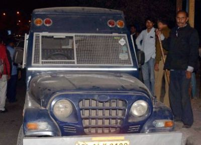 Cash van attacked in Guwahati, 1 killed