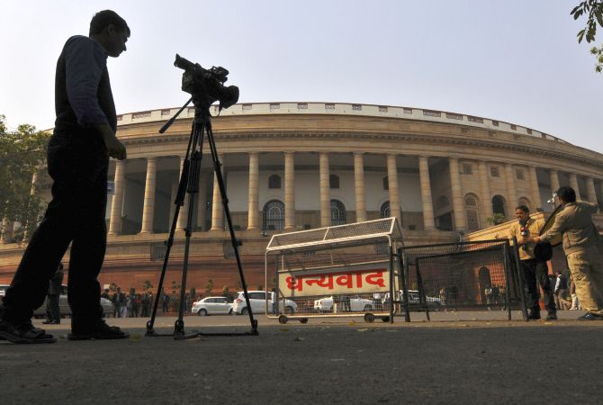 Parliament Winter Session likely to begin from Nov 18