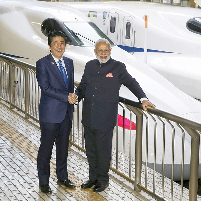 India-Japan ties unnerve China