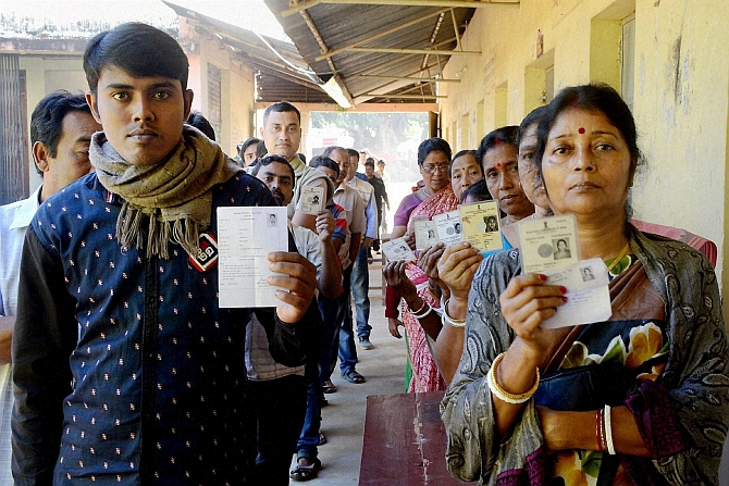 Voting begins in Goa, Punjab