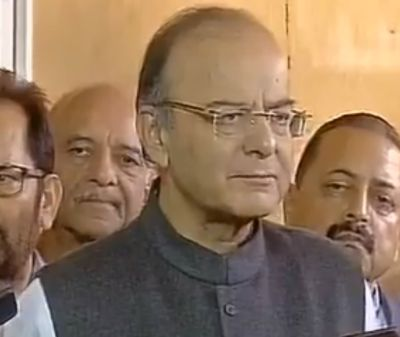Opposition manufacturing reasons to escape debate: Jaitley