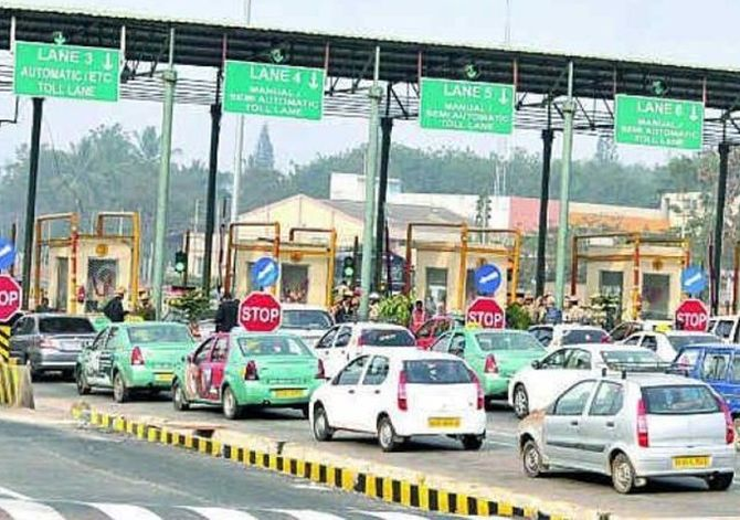 Government extends toll exemption till Dec 2