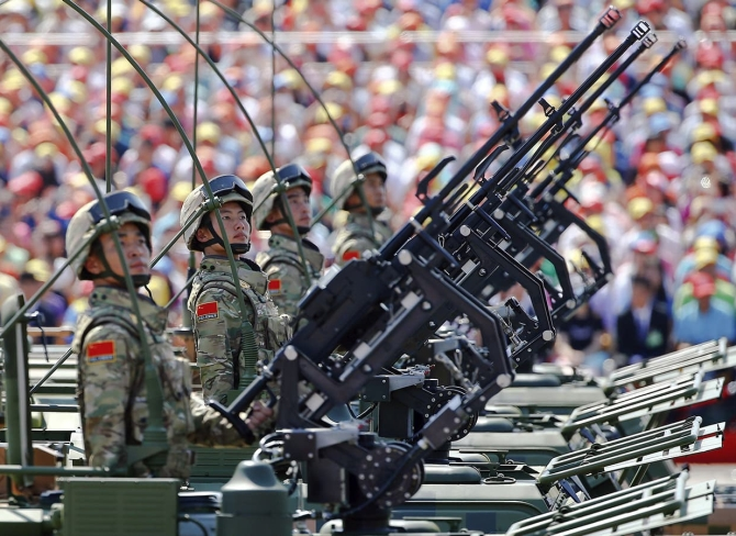 Chinese Army moves huge military hardware to Tibet after Sikkim standoff: Report