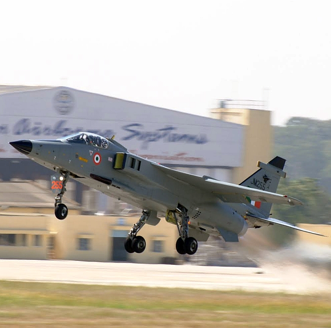 IAF plane crunch worsens; Jaguar engine upgrade axed