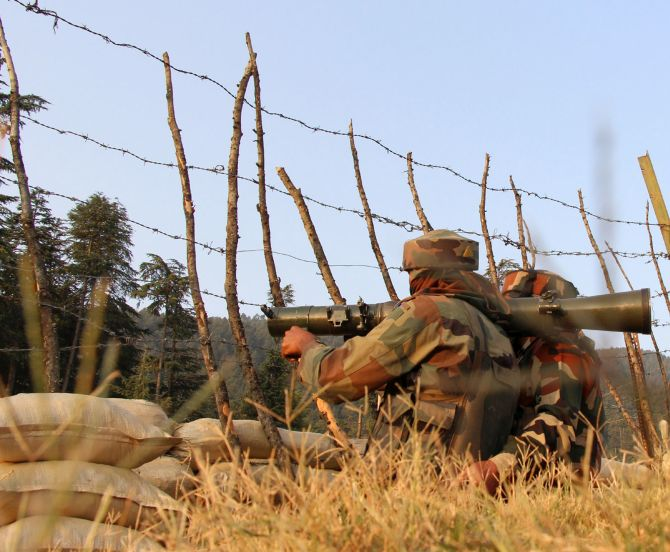 'Pak SSG commandos came near Indian posts'