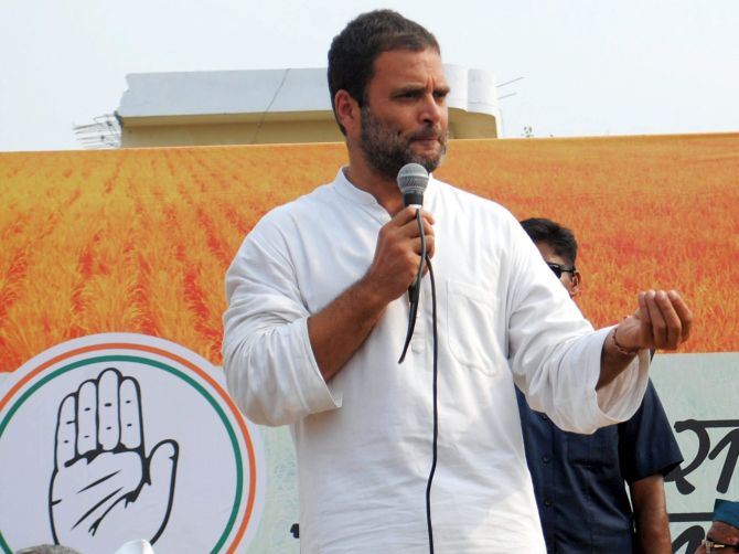 Congress won't give Goa remote-controlled government: Rahul