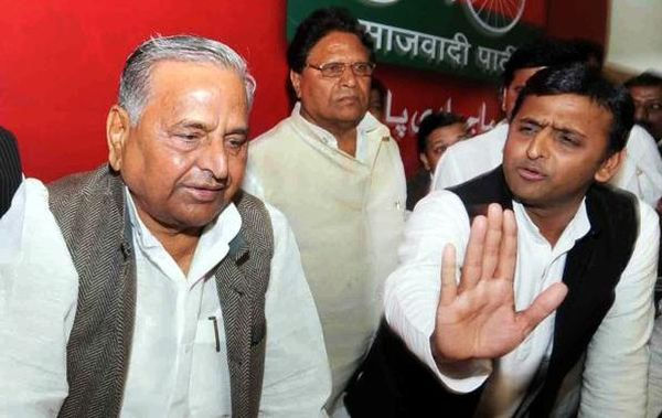 SP Pari'war' back to fore ahead of prez poll?