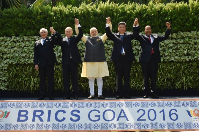 India News - Latest World & Political News - Current News Headlines in India - BRICS' future with India, without India