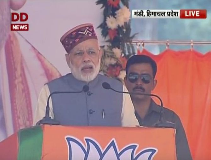 PM lauds army's surgical strikes, likens it to Israel's exploits