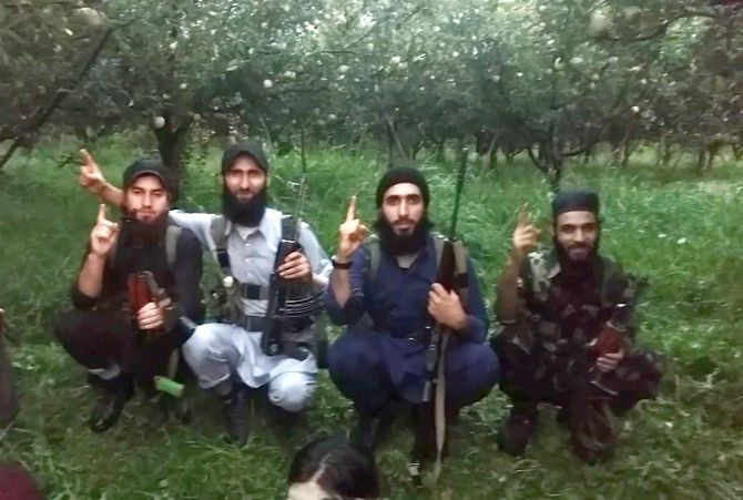 US designates Hizbul Mujahideen as foreign terrorist group