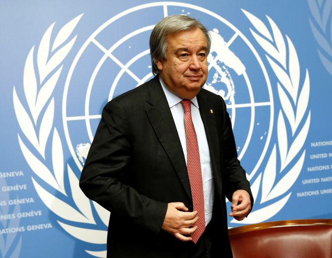 UN chief following Delhi situation, says spokesperson
