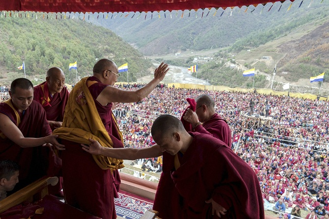 Dalai Lama snub and India's plans to reset China ties