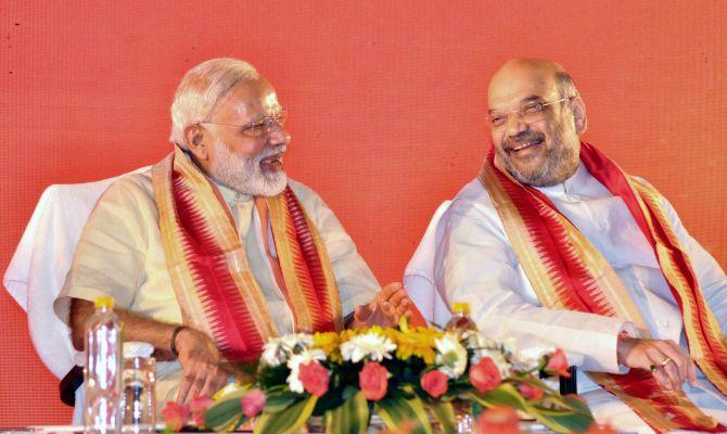 Amit Shah plans 95-day Bharat yatra to spread BJP's word