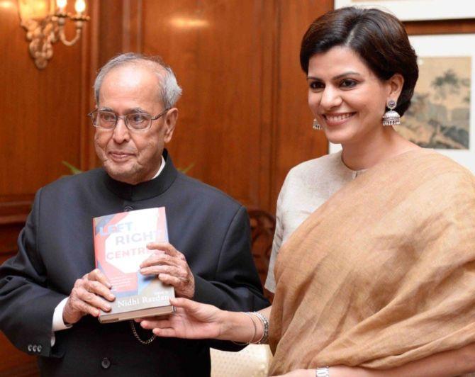 Nidhi Razdan quits NDTV, heads to Harvard as professor