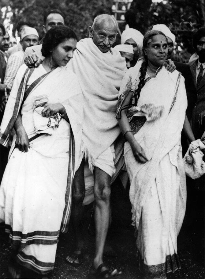 12 images from India's struggle for Freedom - Rediff com