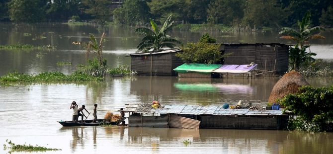 Assam floods: The China connection