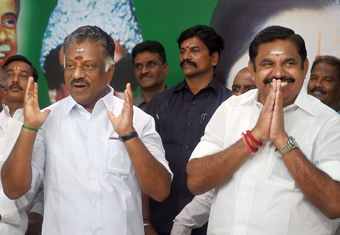 India News - Latest World & Political News - Current News Headlines in India - AIADMK clinches Lok Sabha poll deal with PMK