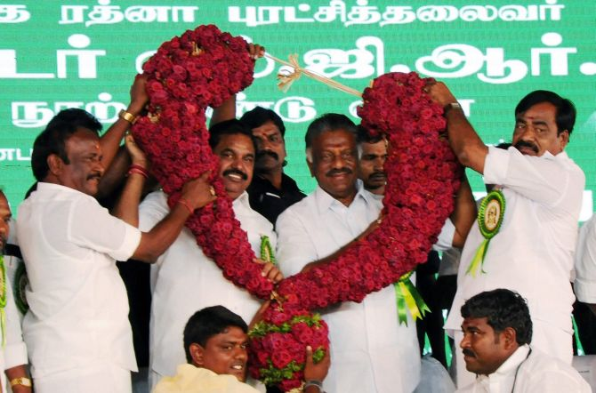 Did no wrong, part of AIADMK, says TN lawmaker