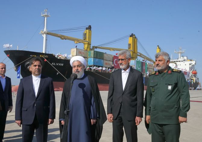Why did Iran eject India from port, oil field deals?