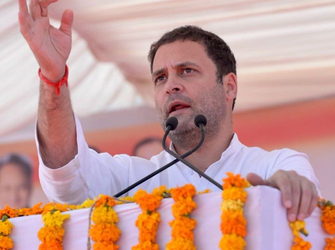 Modiji talks of Pakistan, China but not Gujarat: Rahul