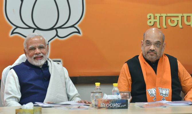 16 Gujarat seats where BJP had a narrow escape