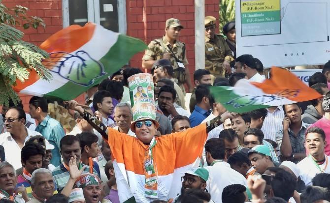 Congress says poll results in NE will have no bearing on Karnataka