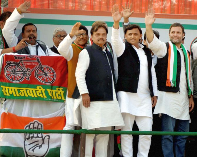 Just like Bihar, ensure that Modi won't talk about UP after polls: Rahul to voters