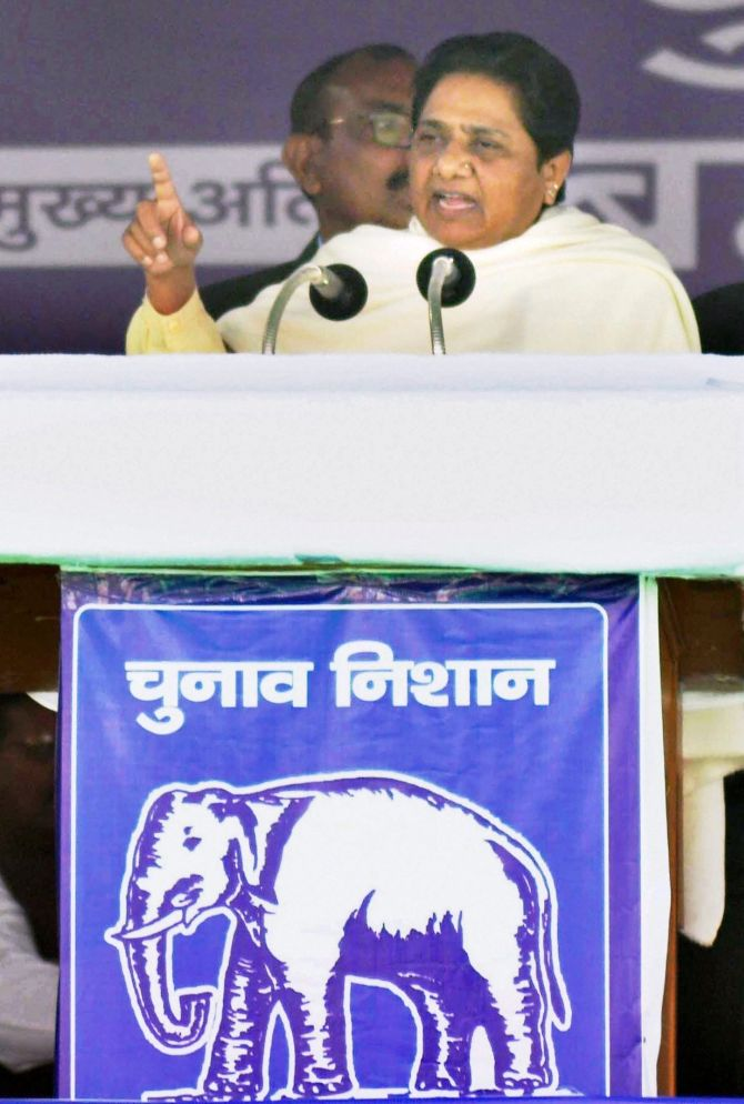 Will Mayawati spring a surprise in UP polls?