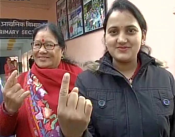 Uttarakhand decides its fate, voting begins