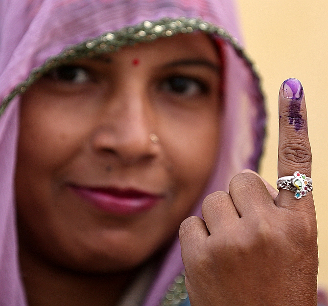 Over 65% turnout in UP phase-II polling