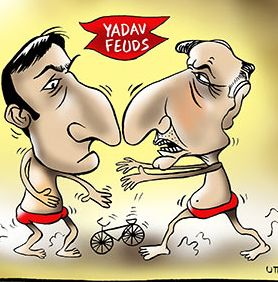 Uttam's Take: Welcome to UP's political circus