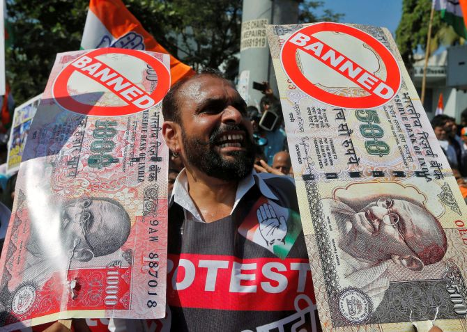 'Demonetisation was atrociously planned, executed: New York Times