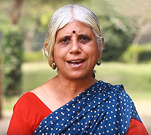 Bela Bhatia of the Jagdalpur Legal Aid Group