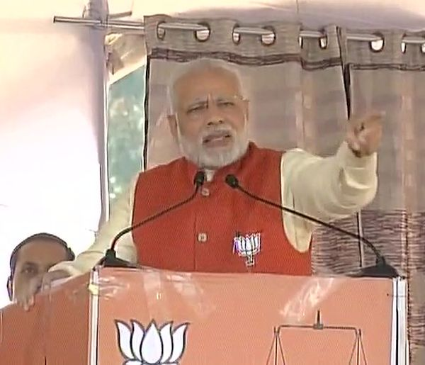 Congress is a 'thing of the past', says PM Modi in Punjab