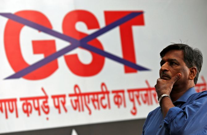 Not so united? GST launch divides Opposition