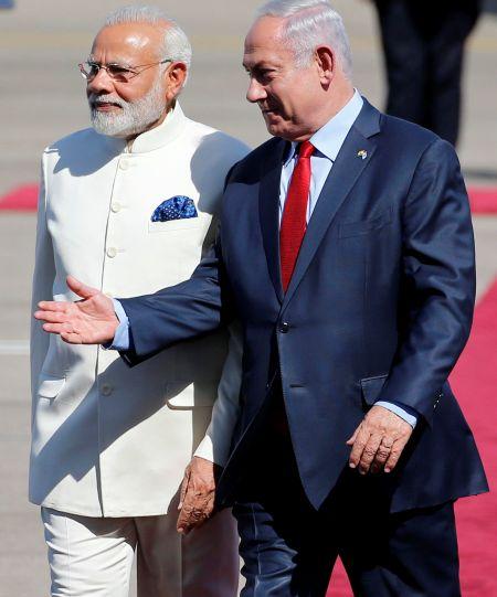 Israeli embassy blast: Netanyahu speaks to Modi
