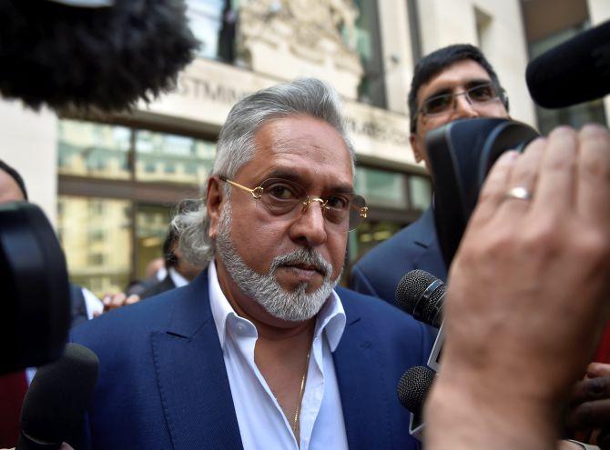 Mallya arrested in UK in money laundering case, gets bail