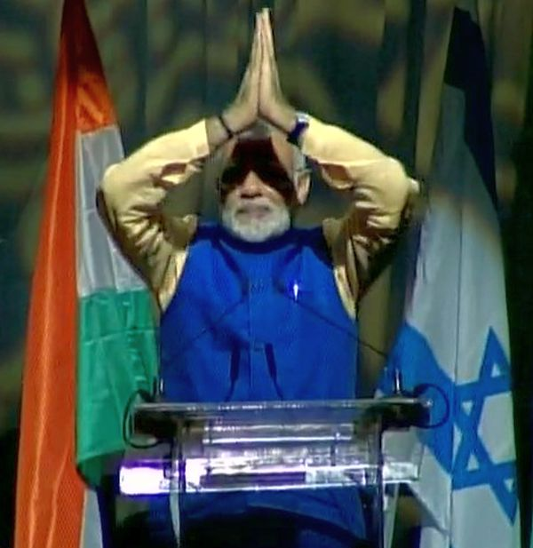 Israel proved numbers don't matter much: Top quotes from Modi's speech