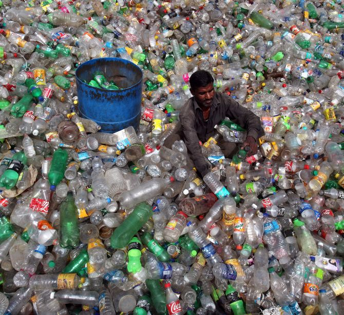 8 Least Polluted Places In India: How Much Does Earth's Plastic Weigh? Try A 100 Crore