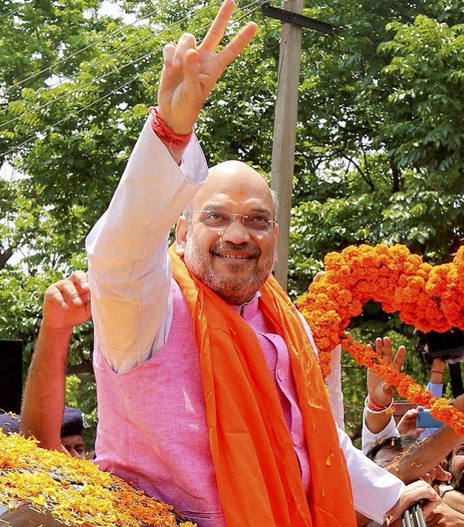 Amit Shah set to enter Rajya Sabha from Gujarat
