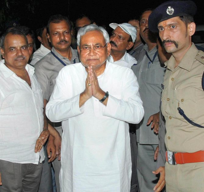 'Free to go': Nitish Kumar slams Pavan Varma