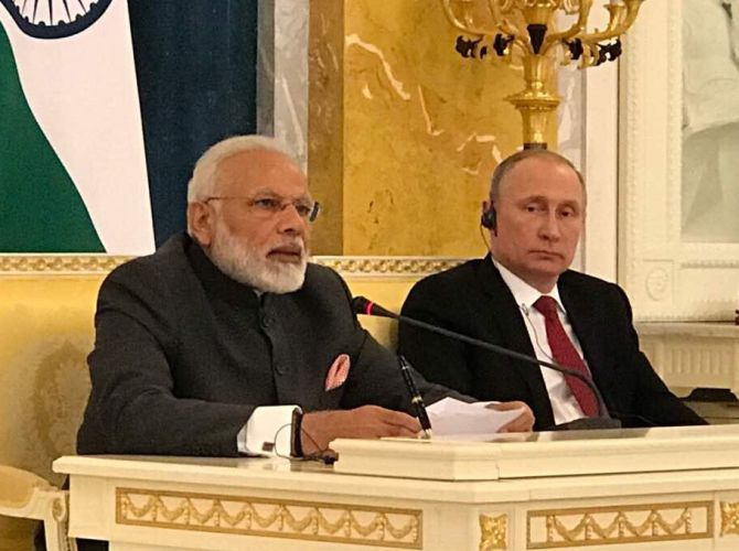 India News - Latest World & Political News - Current News Headlines in India - Russia's 'Doklam Dilemma'