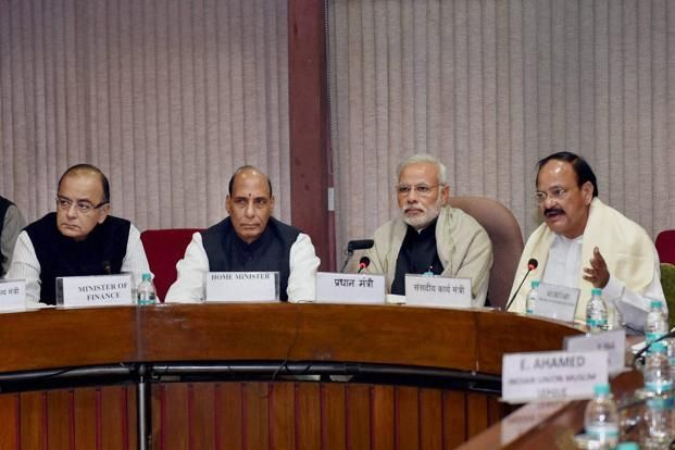 Prez poll: BJP forms 3-member committee for consensus candidate