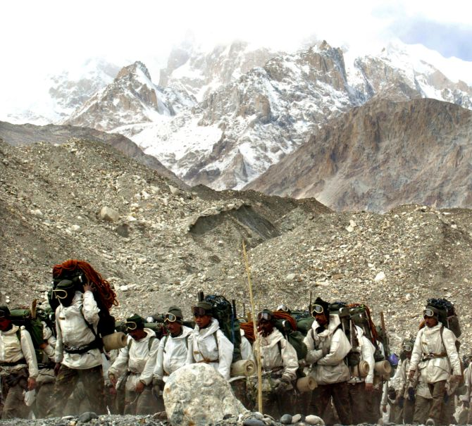 Army rushes in additional troops to eastern Ladakh
