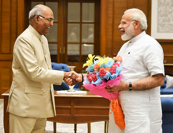 All of India's parties must rally behind R N Kovind